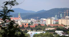 Freiburg from above I