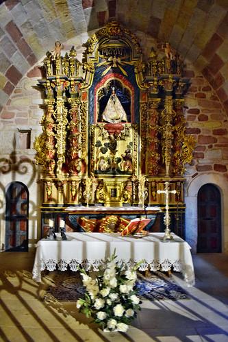 Santuario de Nuestra Señora de la Hoz (Ventosa)