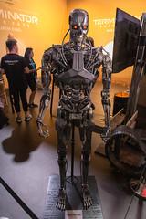 Terminator: Dark Fate -  Endoskelett Statue
