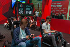Faster gaming due to Vodafone 5G: ESL Mobile Open - first international mobile esports circuit competition