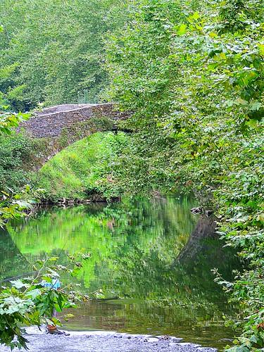 Pont sur la Nivelle