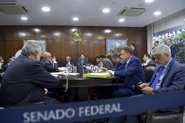 20/08/2019 Audiência Ministro Paulo Guedes no Senado Federal