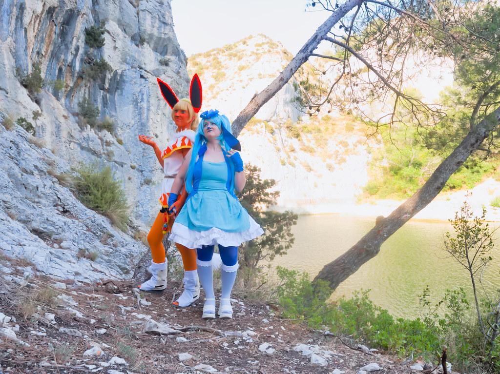 related image - Shooting Givrali & Pyroli - Pokemon - Saint Martin de Crau -2019-07-23- P1777681