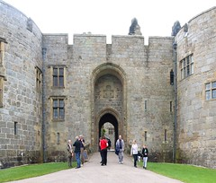 Chirk Castle, NT, Chirk, Clywd, Wales
