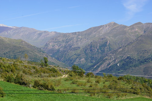 Route to Valley of Aigüestortes