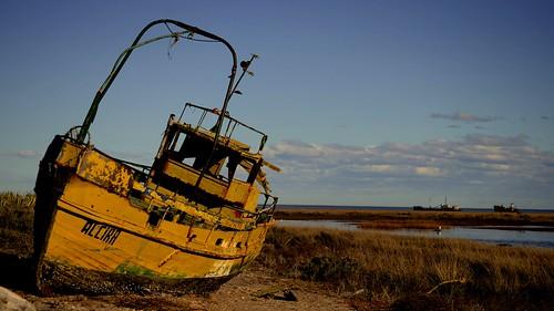 Alcira y su destino de sal y olvido