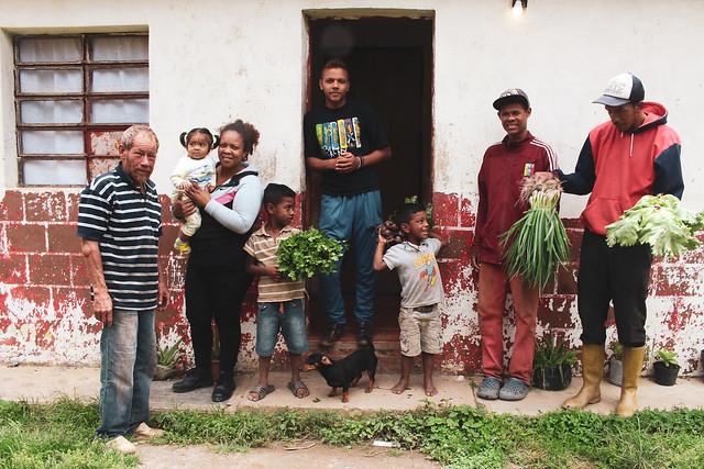 Na Venezuela, comuna de camponeses enfrenta guerra econômica por meio da agroecologia
