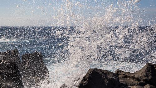 Atlantic Ocean (Faial Island, Azores)