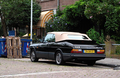 1991 Saab 900 Cabriolet 2.0 Turbo S