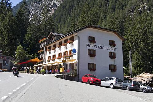 Gasthaus Rofflaschlucht