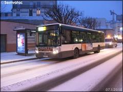 Irisbus Citélis Line – RATP (Régie Autonome des Transports Parisiens) / STIF (Syndicat des Transports d'Île-de-France) n°3589