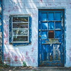 Blue Door - Choccolocco, Alabama