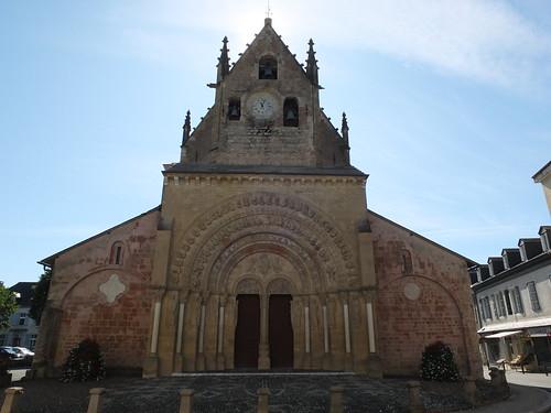 Iglesia de Sainte-Foy - Fachada