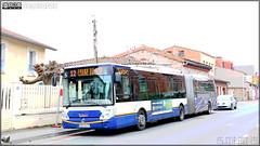 Irisbus Citélis 18 – Tisséo Voyageurs / Tisséo n°0861