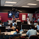 SICSA hosts NASA Global Education Program