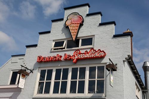 Even een ijsje halen.....