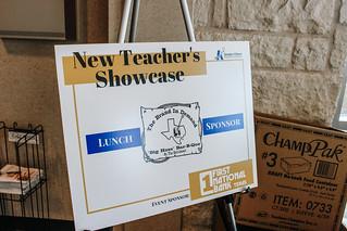 New Teacher Showcase