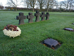 German Cemetery - Photo of Saint-Germain-du-Pert