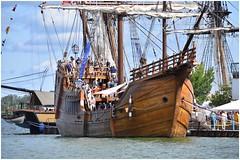 Tall Ship - Nao Santa Maria