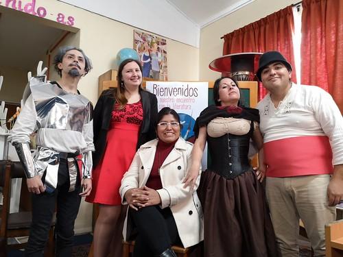 Café Literario Agosto 2019