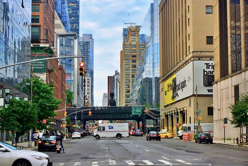Midtown - 10th Avenue, New York City