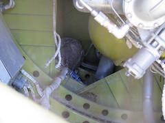 PGM-19 Jupiter Nuclear Missile S-3 Engine