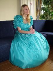 Ballgown girl