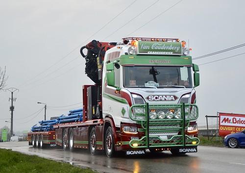 B-Van Caudenberg Craneservice-Scania NextGen
