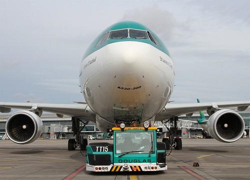 Aer Lingus                                     Airbus A330                                     EI-FNH