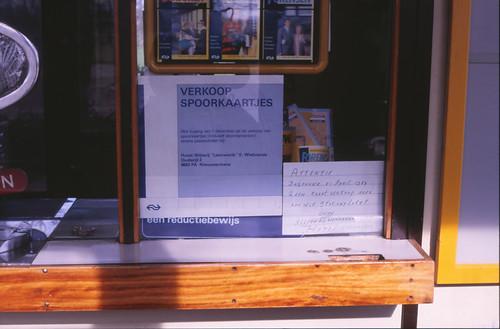 28410143-5406 Nieuwe Schans 27 maart 1989