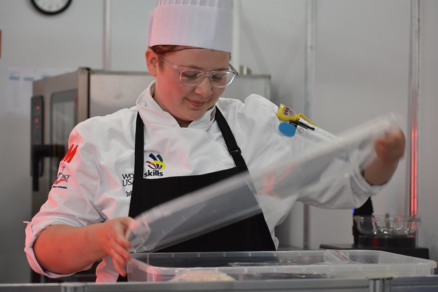WorldSkills Competition 2019: Contest Day 2