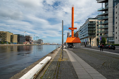 DUBLIN PORT DIVING BELL PLUS VISITOR CENTRE [THE MINI-MUSEU FEATURES ONE OF MY PHOTOGRAPHS]-155164