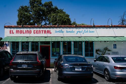 El Molino Central - outside