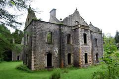 Ruins in Scotland