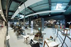 Espace des machines fondeuses - Photo of Rumont