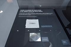 Impression du timbre-poste