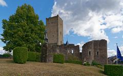 Luxembourg - Château d'Useldange