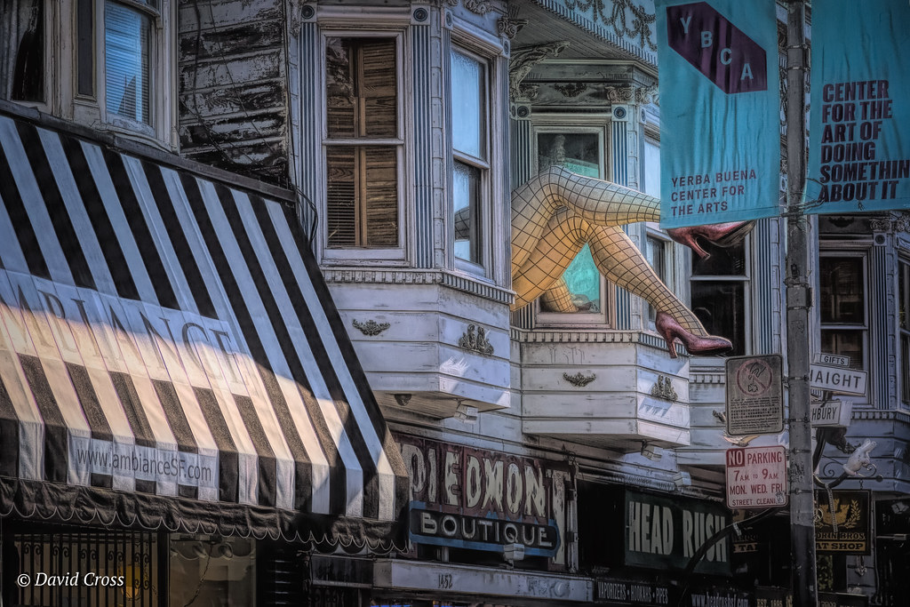 Kicking Back in the Haight (HSS)