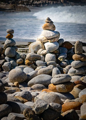 Cairns  on the Beach  No.2