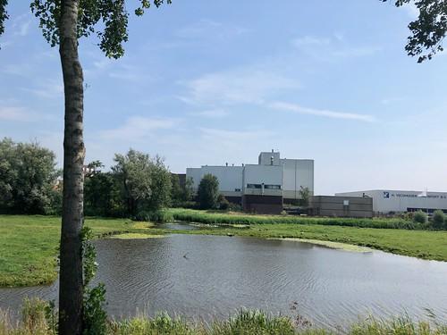 Leeghwaterweg, Zaandam, Noord-Holland, Nederland