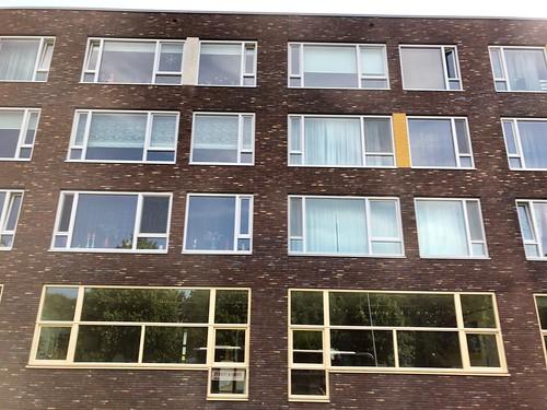 Bernhardlaan, Monnickendam, Noord-Holland, Nederland