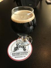 Smoketown Brewing Station - Brunswick Maryland - Black IPA