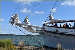 Tall Ship - Empire Sandy