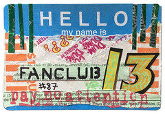 FC13 sticker # 87