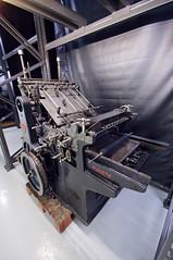 Platine automatique à cylindre Planeta