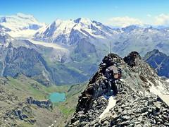 Suisse, le Valais, Nenza, Mont-Fort