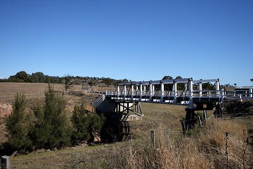 Becker's Bridge, Glendonbrook NSW.
