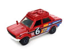 Matchbox - '70 Datsun 510 Rally