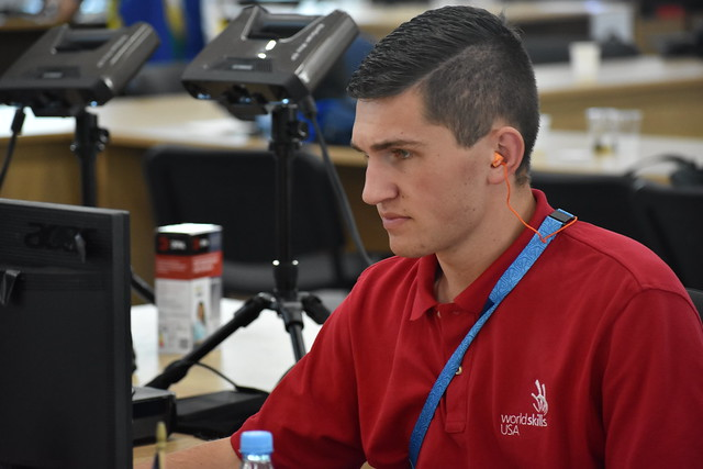 WorldSkills 2019: Contest Day 3