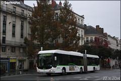 Mercedes-Benz Citaro G GNV – Semitan (Société d'Économie MIxte des Transports en commun de l'Agglomération Nantaise) / TAN (Transports en commun de l'Agglomération Nantaise) n°726